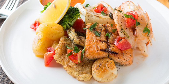 Seafood of Jstone. Italian Kitchen & Bar (Shimao Tower) located in Pudong, Shanghai