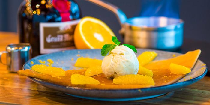 Ice Cream of Odelice! (Xinle Lu) located in Xuhui, Shanghai
