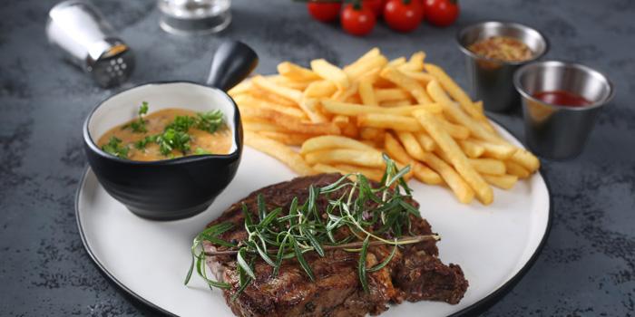 Steak of Odelice! (Xinle Lu) located in Xuhui, Shanghai