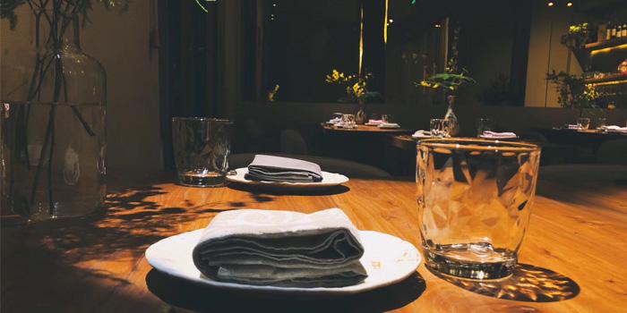 Indoor of Azabu Dining located in Huangpu, Shanghai