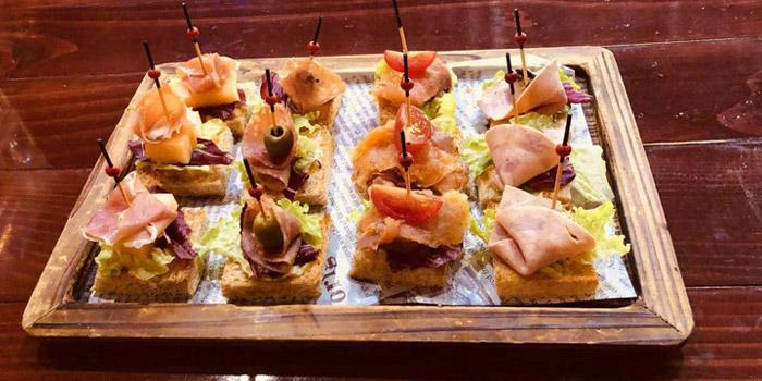 Appetizer of Bar Gatsby located in Huangpu, Shanghai