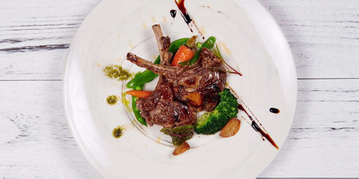 Beef of 10 Corso Como Restaurant located in ing