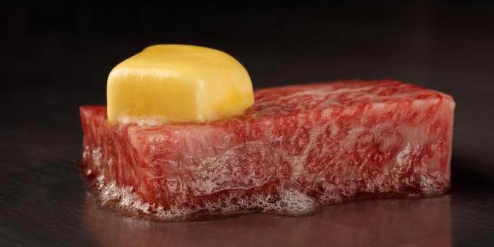 Beef of Kagen Teppanyaki (Fumin Lu) located in Xujiahui, Shanghai