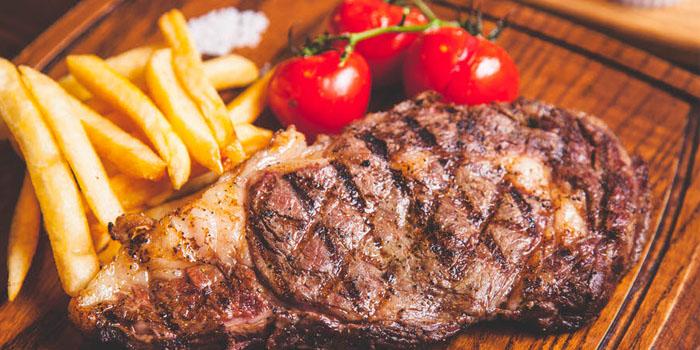 Beef Steak of Alla Torre (Global Harbor Shopping Mall) in Global Harbor Shopping Mall, Putuo, Shanghai