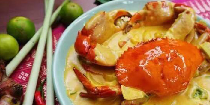 Crab of CHIANGMAI Thai Cuisine located in Jing