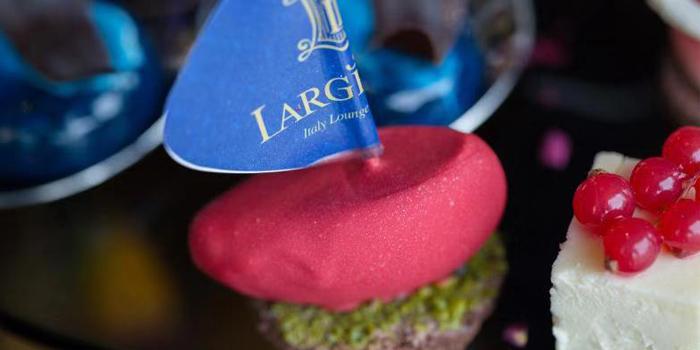 Dessert of Large Eight Lounge & Restaurant