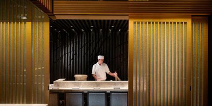 Indoor of Kagen Teppanyaki (Fumin Lu) located in Xujiahui, Shanghai