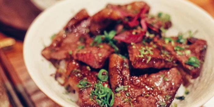 Meat of Azabu Dining located in Huangpu, Shanghai