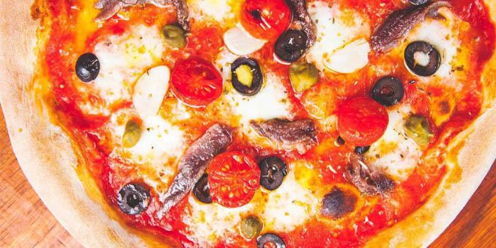 Pizza of Alla Torre (Bingo) located in Changning, Shanghai