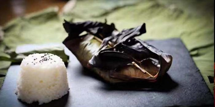 Rice of Lychee located on Fuxing Xi Lu, Xuhui, Shanghai