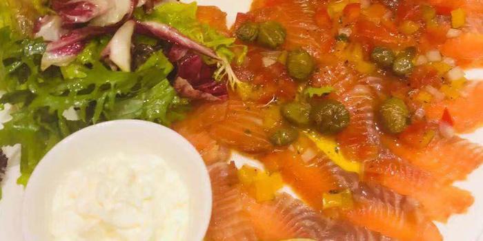 Salmon of Bar Gatsby located in Huangpu, Shanghai