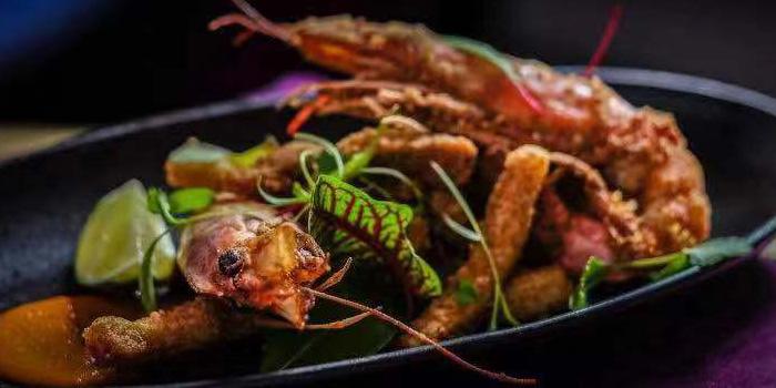 Seafood of Lychee located on Fuxing Xi Lu, Xuhui, Shanghai