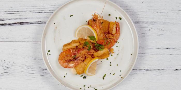 Shrimp of 10 Corso Como Restaurant located in ing