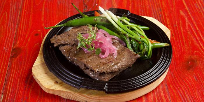 Carne Asada of Pistolera Mexican Cantina (Nanyang Lu) located in Jing