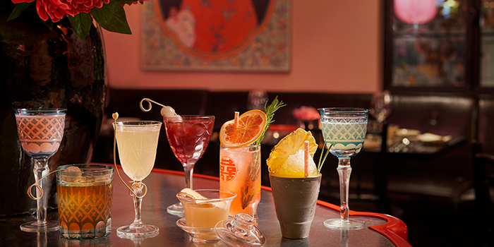 Drinks from Dao Jiang Hu located in Changning, Shanghai