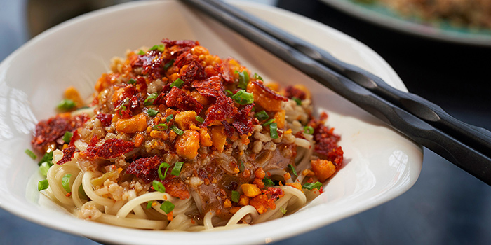 Noodles from Dao Jiang Hu located in Changning, Shanghai