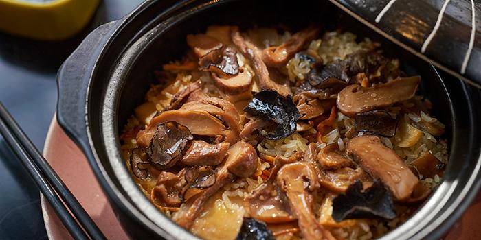 Rice from Dao Jiang Hu located in Changning, Shanghai