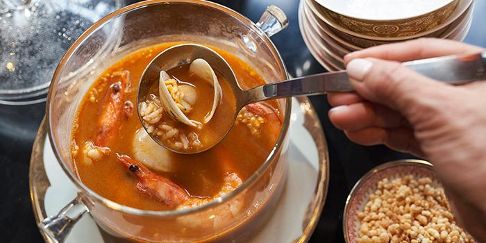 Soup from Dao Jiang Hu located in Changning, Shanghai