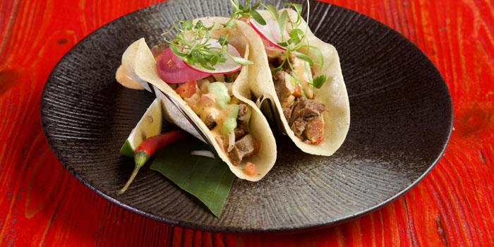 Taco of Pistolera Mexican Cantina (Nanyang Lu) located in Jing