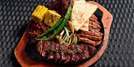 Beef of Pistolera Mexican Cantina (Nanyang Lu) located in Jing