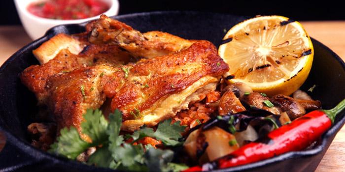 Chicken Leg of MAYA in Jing