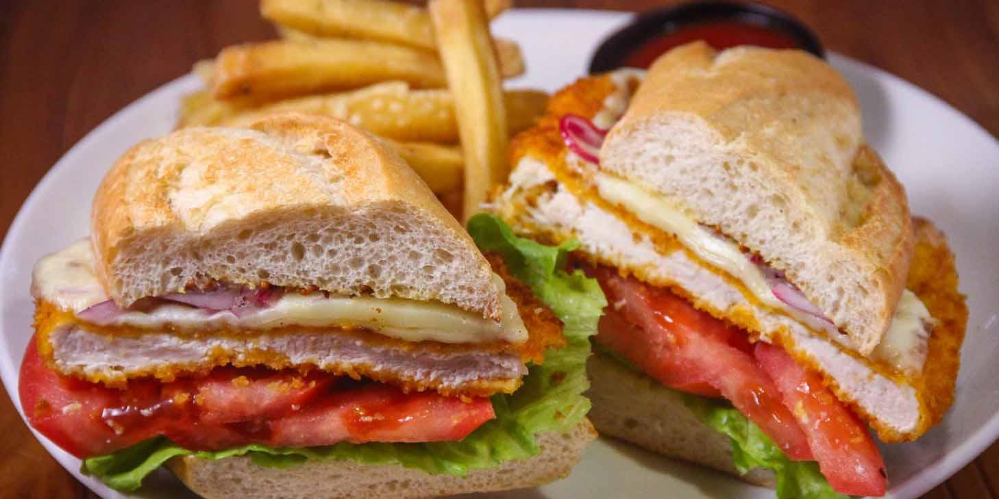 Chicken Sandwich of El Bodegon (Panyu Lu) located in Changning, Shanghai