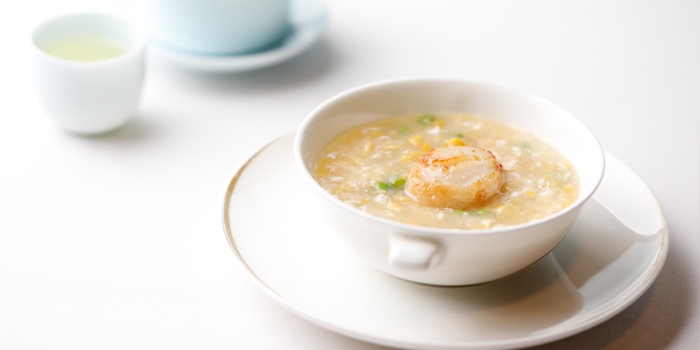 Congee of JinXuan located in Pudong, Shanghai