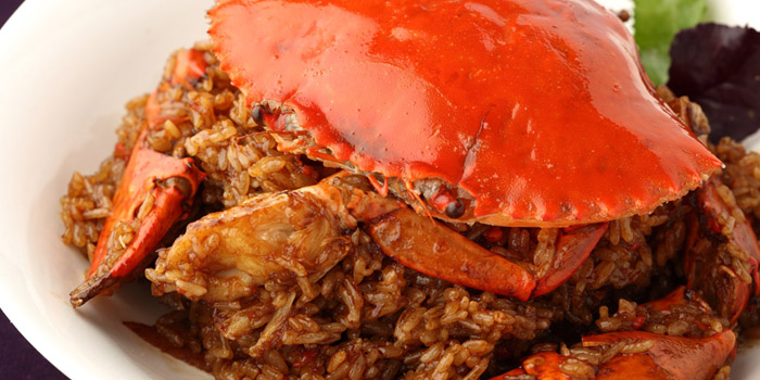 Crab of of RIVIERA SONGHELOU located in Huangpu, Shanghai
