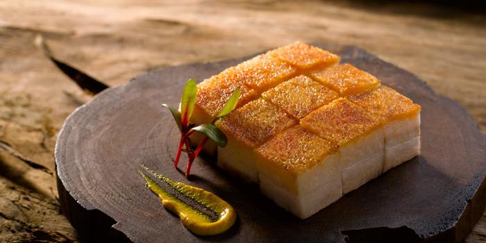 Dim Sum of Crystal Jade Restaurant (Takashimaya) located in Changning, Shanghai