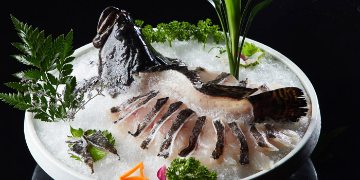 Fish of Lost Heaven Hot Pot located in Jing
