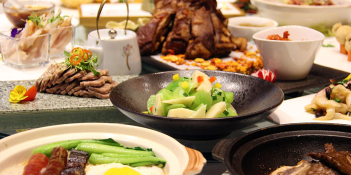 Food of Twelve Hengshan located in Xuhui, Shanghai