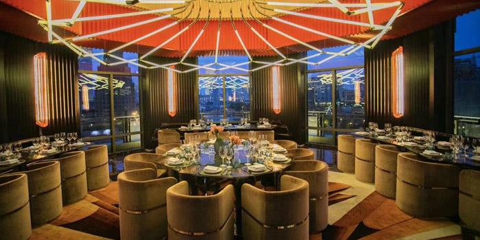 Indoor of LAGO by Julian Serrano located in Hongkou, Shanghai