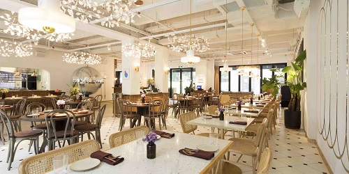 Indoor of Parlour located in Changning, Shanghai