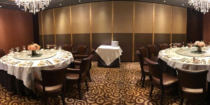 Indoor of Crystal Jade Restaurant (Takashimaya) located in Hongqiao, Shanghai