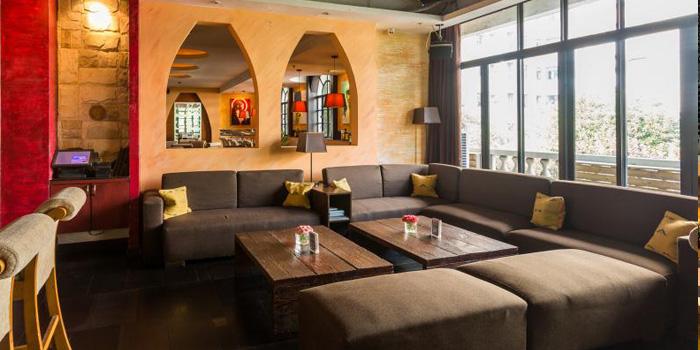 Indoor of MAYA in Jing