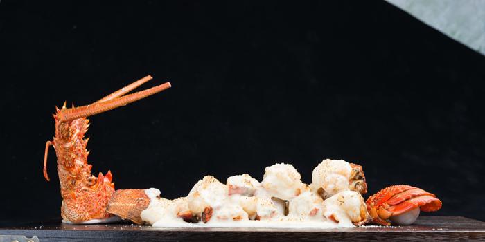 Lobster of Crystal Jade Restaurant (Takashimaya) located in Changning, Shanghai