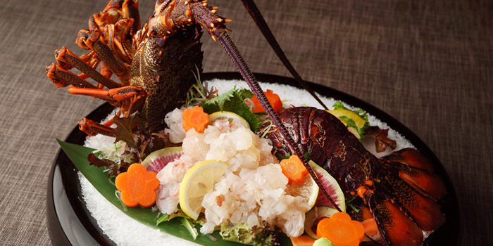 Lobster of of RIVIERA SONGHELOU located in Huangpu, Shanghai