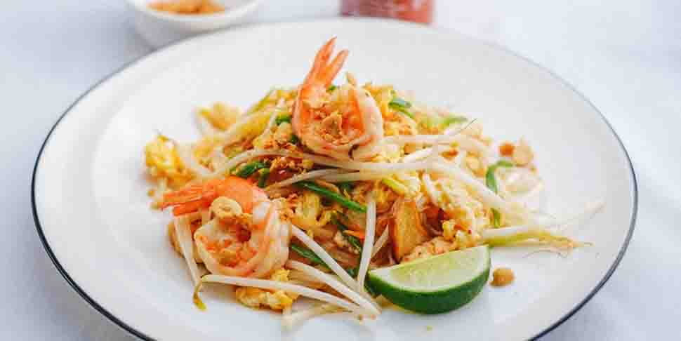 Pad Thai of Masse Gastro Lounge located in Jing