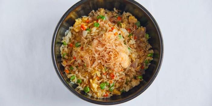 Rice of Café Sambal located in Xuhui, Shanghai