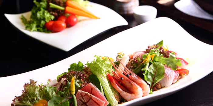 Salad of Shintori located Jing