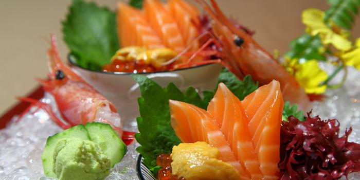 Salmon of Sun With Aqua located in Huangpu District, Shanghai