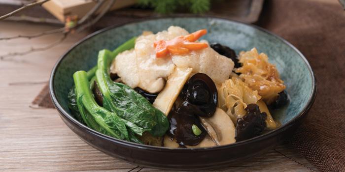 Food of Crystal Jade Restaurant (Takashimaya) located in Hongqiao, Shanghai