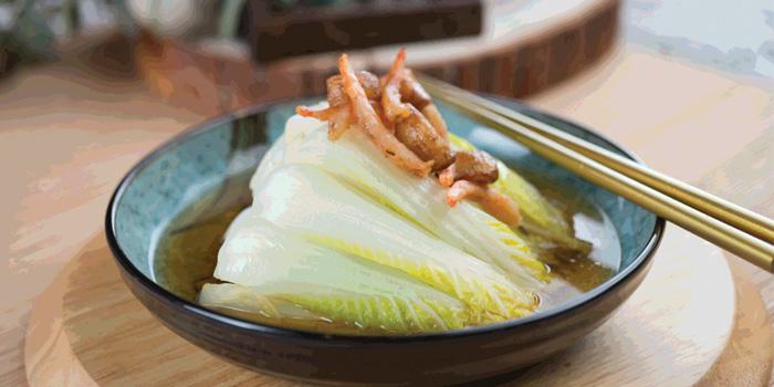 Vegetable of Crystal Jade Restaurant (Takashimaya) located in Hongqiao, Shanghai