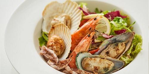 Seafood of  O