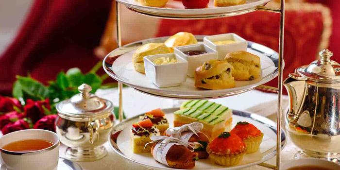 Afternoon Tea of Salon de Ville (Waldorf Astoria Shanghai on the Bund) located in Huangpu, Shanghai