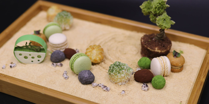Afternoon Tea of of The Pine At Rui Jin located in Huangpu, Shanghai