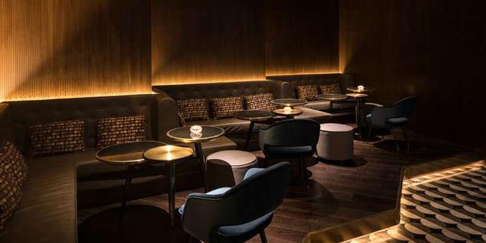 Indoor of Shake Restaurant & Bar located on Maoming Nan Lu, Luwan District, Shanghai, China