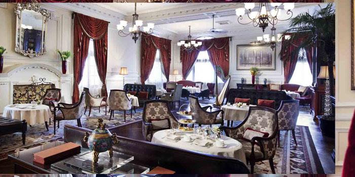 Indoor of Salon de Ville (Waldorf Astoria Shanghai on the Bund) located in Huangpu, Shanghai