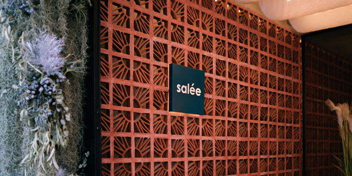 Indoor of Salée Bar & Cafe located in Jing