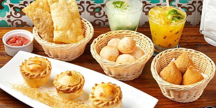 Starters to Share of Boteco Brazilian Bar and Food located on Julu Lu, Jing